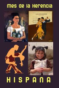 hispanic heritage/herencia hispana/latin