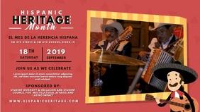 Hispanic Heritage Month Video Ad