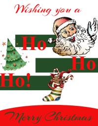 Ho Ho Ho Christmas