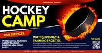 Hockey Ibinahaging Larawan sa Facebook template