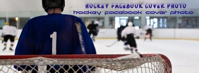 Hockey Facebook Cover Photo template