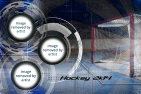 Customizable design templates for goal postermywall hockey poster inspirational poster template ad sales goal pronofoot35fo Gallery