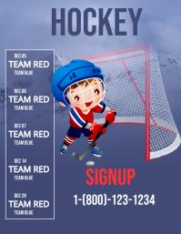 Hockey Signup