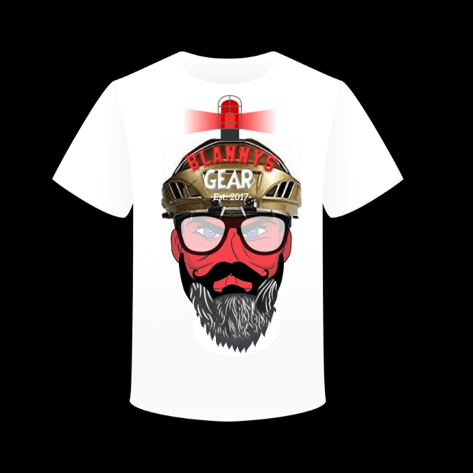 Hockey Tshirt Design #2