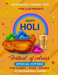 Holi, Party, Festival