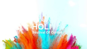 Holi Best Premium Video Templates