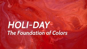 Holi-Day Video Premium Templates