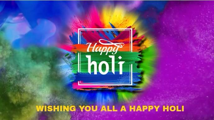 Holi - Festival of colour
