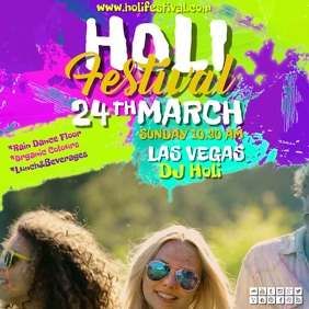 holi festival video2