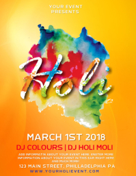 HOLI Folder (US Letter) template