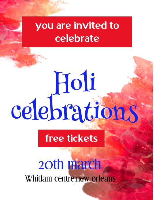holi flyers template,holi party poster,flyer