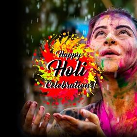 Holi Premium poster templates
