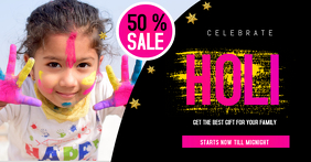 HOLI SPECIAL SALE TEMPLATE