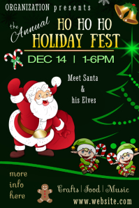 Holiday Fest Poster