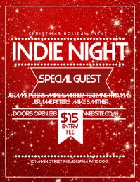 Holiday Indie Night