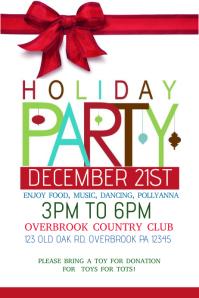 Holiday Party Flyers Elitadearest