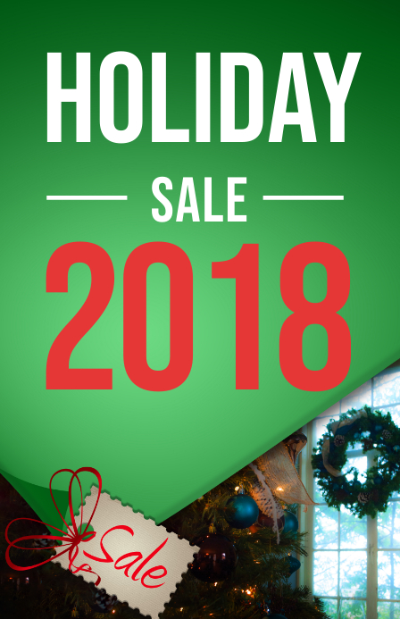 Holiday Sale 2018