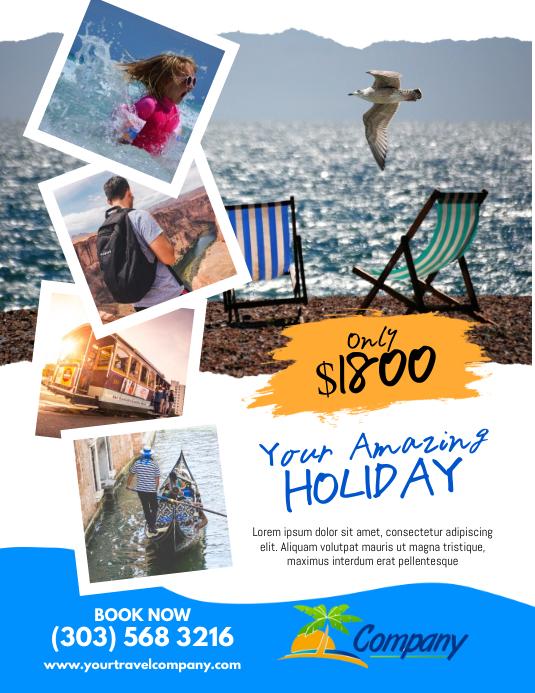 travel flyer template elita aisushi co