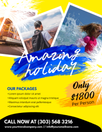 280 Customizable Design Templates For Tour Packages Postermywall