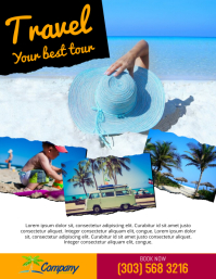book signing poster template - customizable design templates for travel agency postermywall