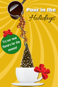 Holidays/coffee/christmas/navidad/restaurant