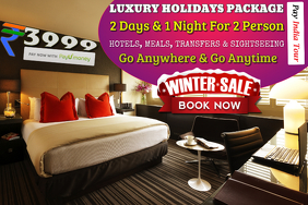 Holidays Hotel Package