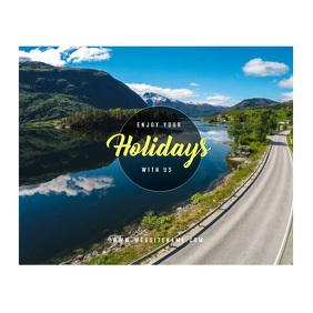 Holidays Package Instagram Post