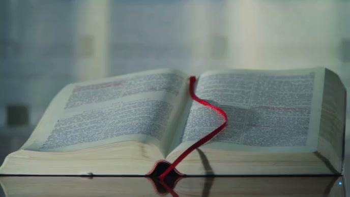 holy bible YouTube 缩略图 template