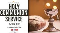 Holy Communion Digital Display (16:9) template