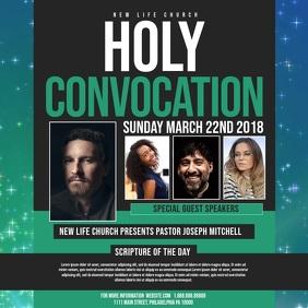 Holy Convocation