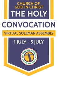 Holy Convocation Virtual Assembly Template