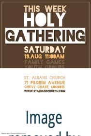 holy gathering