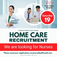 Home Care Recruitment Ad