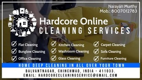 Home Cleaning Services Video Template