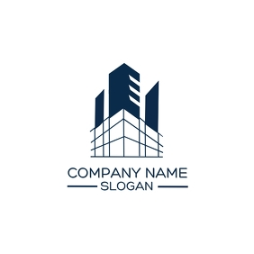 HOME DESIGN Logo template