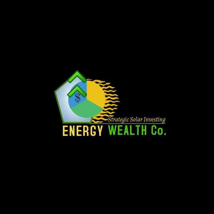 Home Energy Investment Logo template