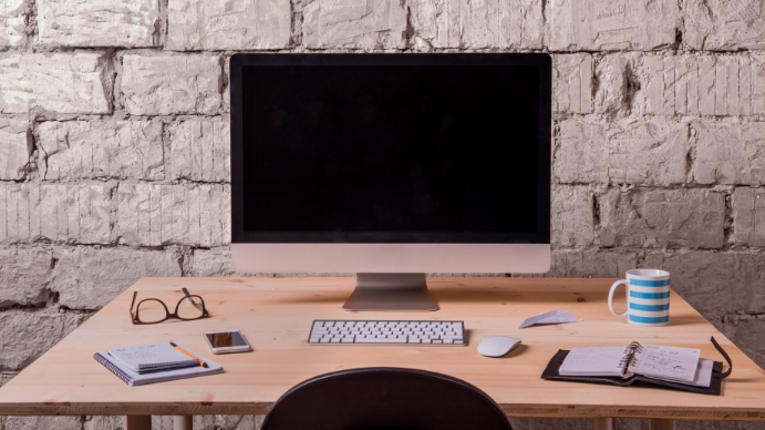 Home Office Zoom Background Templat Postermywall
