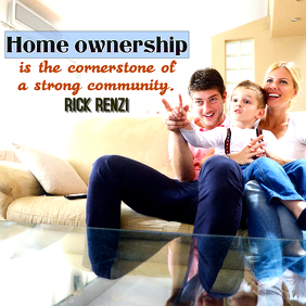HOME OWNERSHIP RESIDENTIAL REAL ESTATE