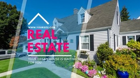 Home Selling Video Ad Template