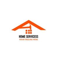 Home Service Logo Ilogo template