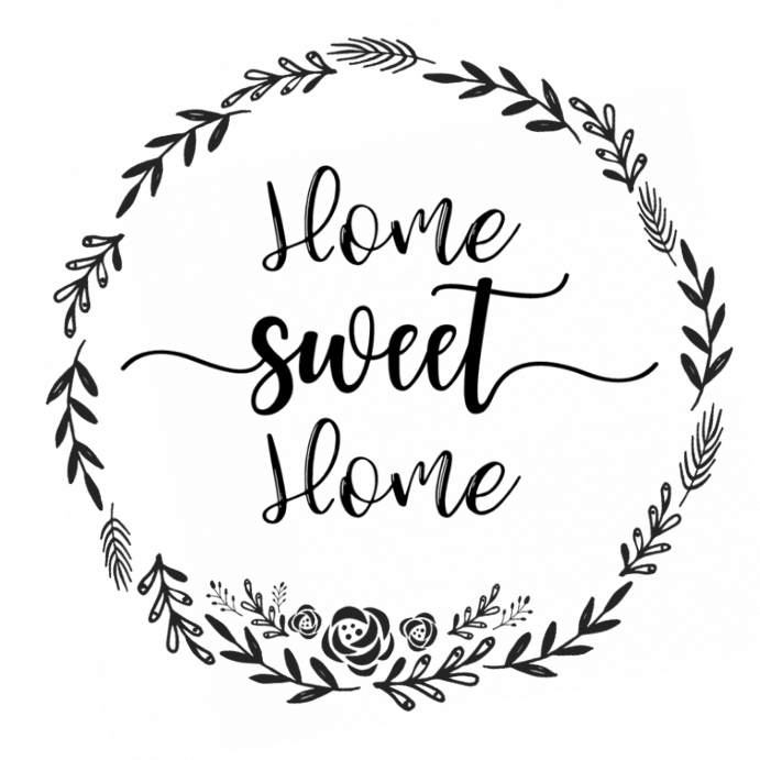 Home Sweet Home Template Postermywall