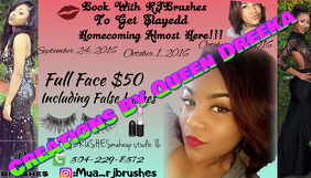 Homecoming/Prom Make Up PROMO