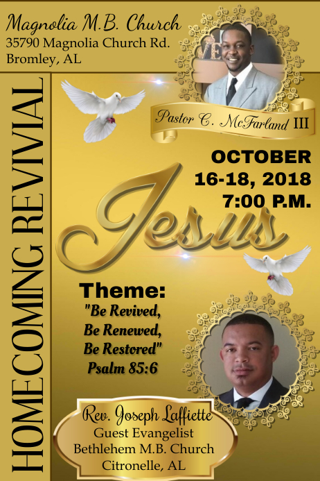 Homecoming Revival