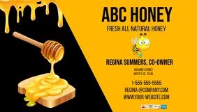 Homemade Honey Business Carc
