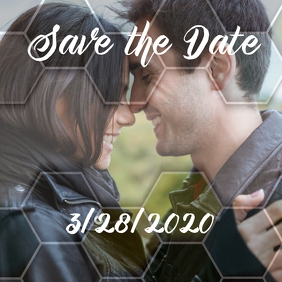Honey Save the Date