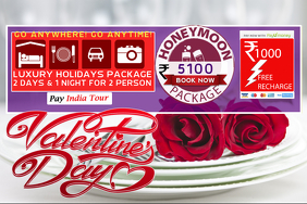 HoneyMoon Tour Package