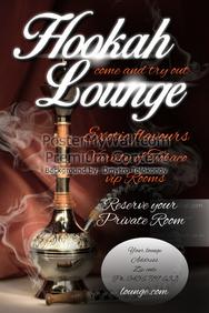 80 Customizable Design Templates For Hookah Lounge