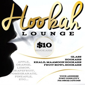 Hookah Lounge Video Post