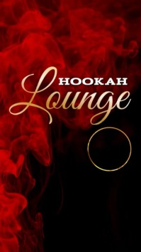 Hookah lounge Video Template
