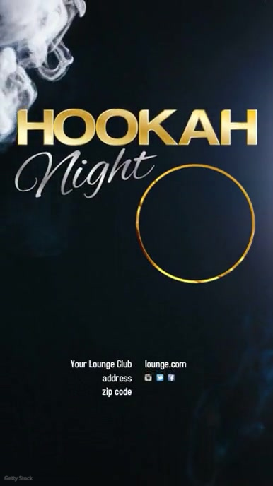Hookah Night